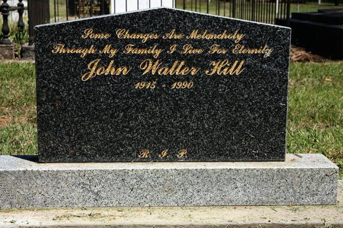 John Walter Hill